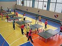 Теннис в КубГУ!